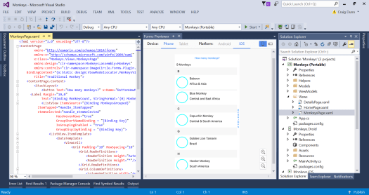 xamarinpreviewer