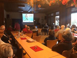 Foto: Jörn Weiß - Vogel des Jahres Vortrag Stieglitz