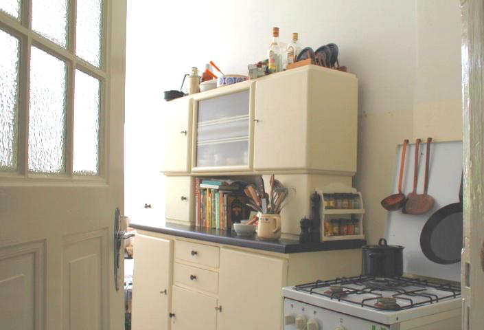 Vintage wohnen blog  Vintage-Küche (2) | nähmarie