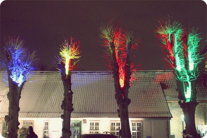 Historischer Weihnachtsmarkt Rostock 2012 (1)