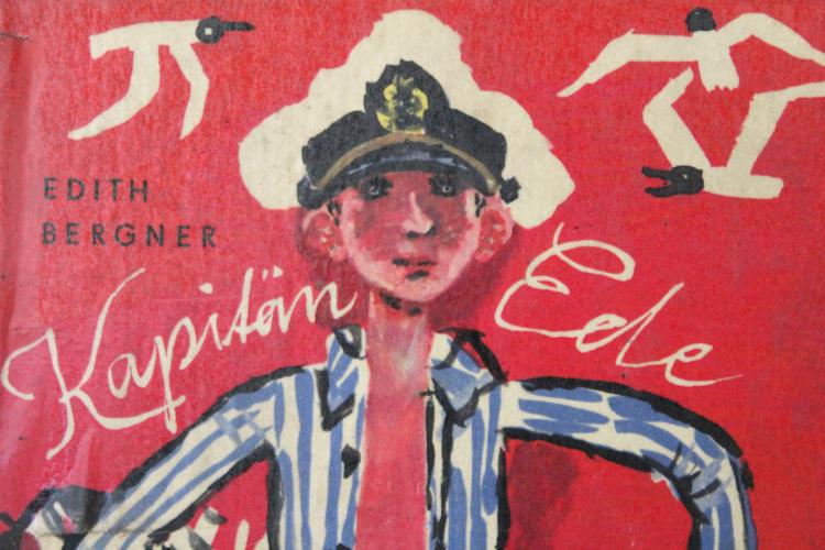Kapitän Ede - Vintage Kinderbuch