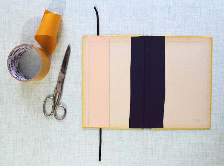 Buch-Hülle für Tablet oder E-Reader {DIY} (10)