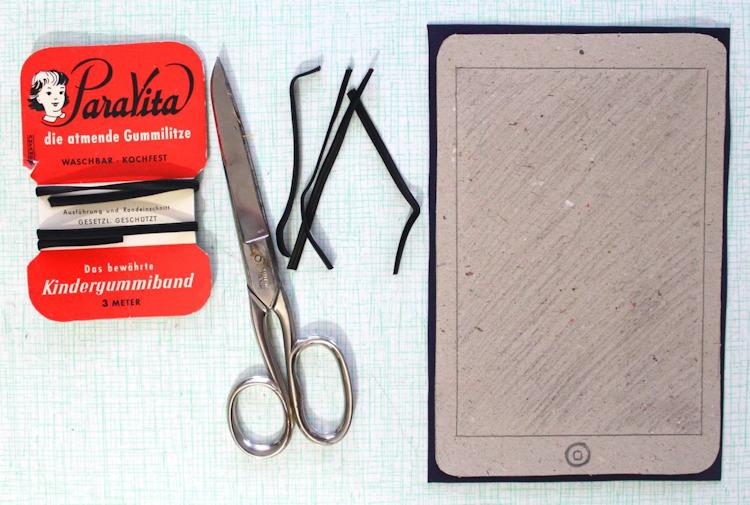 Buch-Hülle für Tablet oder E-Reader {DIY} (11)
