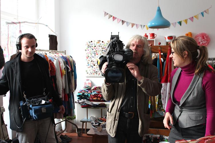 """Wochenserie: Selbstgemachte Mode aus dem Norden - """"Nähmarie"""" in Rostock (M-V)"""
