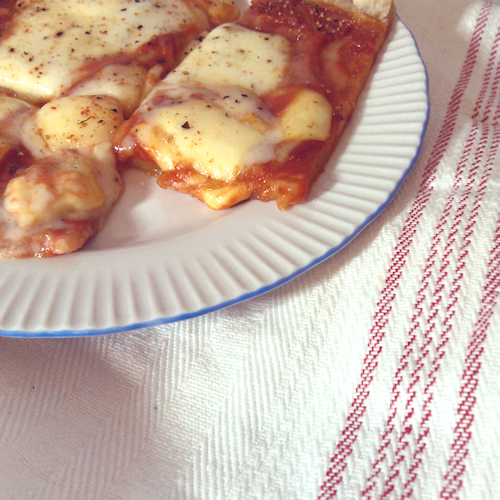 chesse pizza