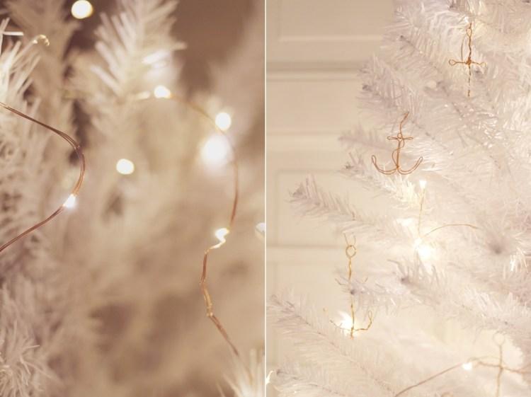 Anker Weihnachtsbaumschmuck DIY