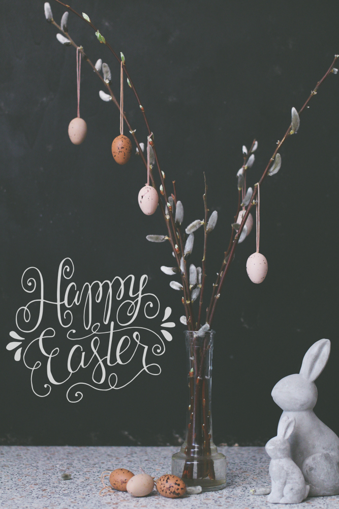 Happy Easter via naehmarie.de