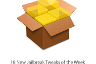 Weekly Roundup: 18 New and Noteworthy Jailbreak Tweaks of the Week (Jan 1)