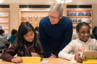 Tim Cook Believes Coding Should be a Requirement in Every Public School