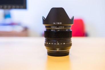 Un de ses atouts : le diamètre de 58mm