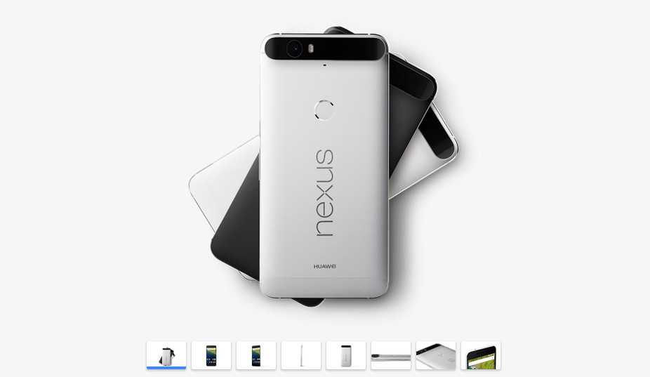 Le Nexus 6P par Huawei