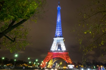 La Tour Eiffel dans toute sa splendeur