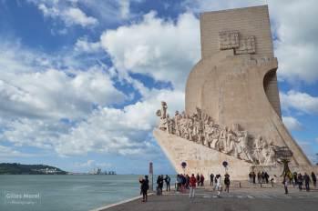 Monument des explorateurs à Belém