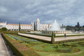 Monastère des hiéronymites à Belém