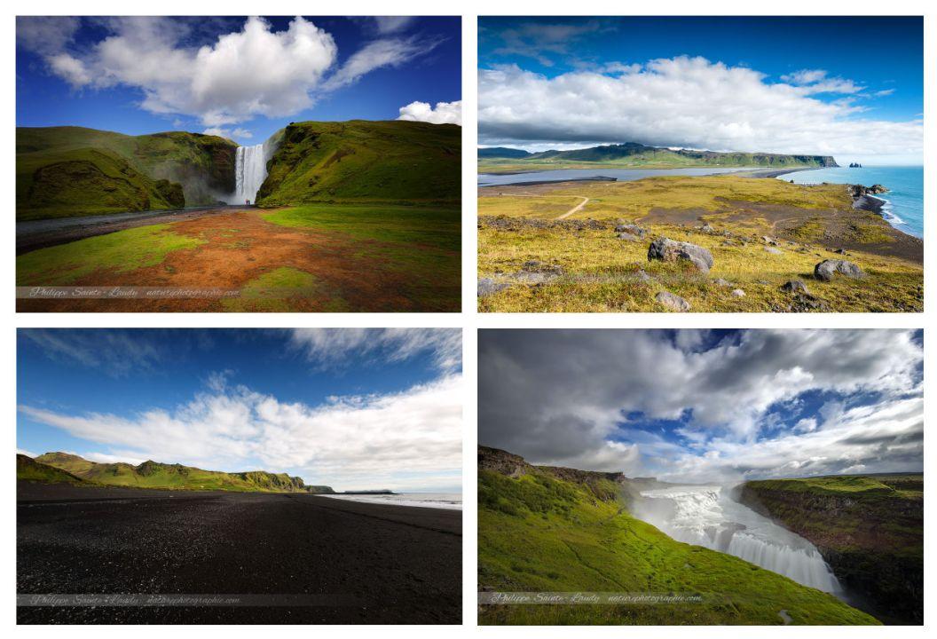 Quelques vues d'Islande