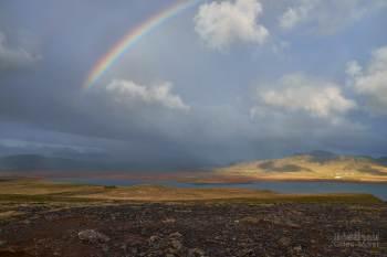 Vue depuis le sommet de Dyrhólaey