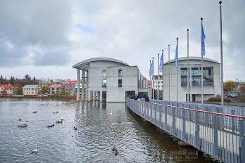L'Hôtel de Ville de Reykjavik