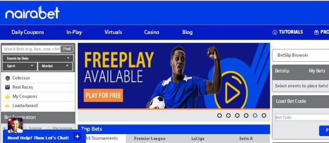 Image result for 3. Nairabet