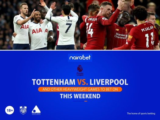 Tottenham vs. Liverpool and 5 Other Heavyweight Games to ...