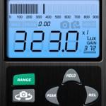 LuxMeter Pro バージョンアップ