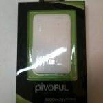 iPhone3GSに3回フル充電できるという5000mAモバイルバッテリーが届いた