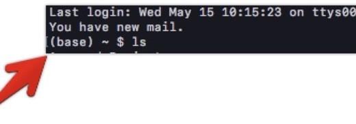 Pythonメモ macでanacondaが勝手に立ち上がるのを解除