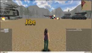 New Virtual Worlds - Jibe
