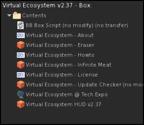Virtual Eco System - Early Beta