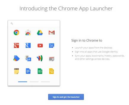 The Launcher - A new set of Favorites/Bookmarks?