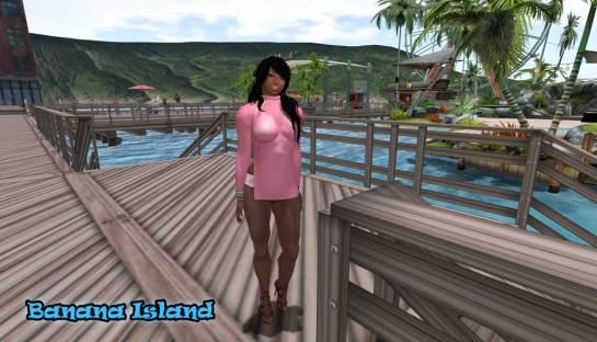 Exploring Banana Island - 2014