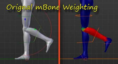 Original mBone Weights