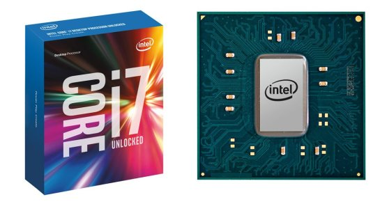 New 6th Gen iCore CPU