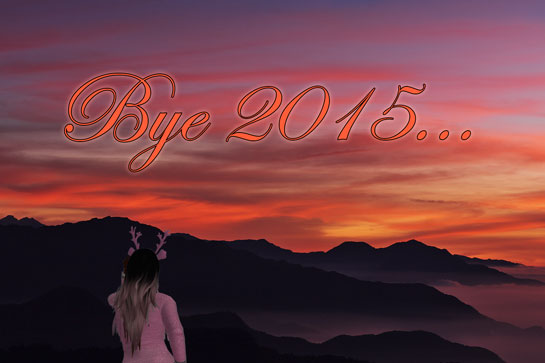 Bye 2015 - Background by Mark Kao - Flickr
