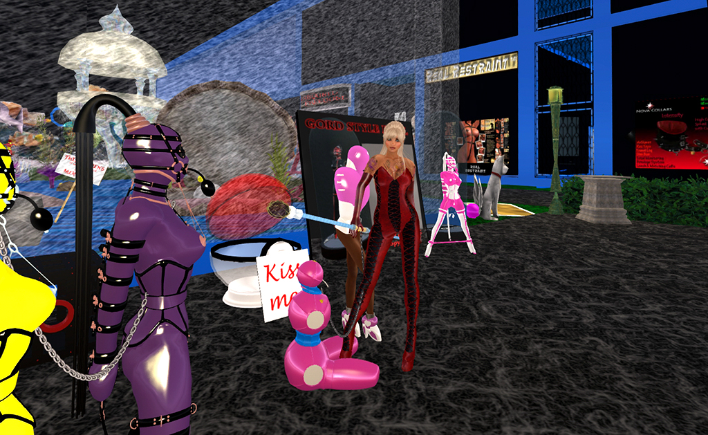 Second Life Tutorial: RLV, Mesh, and Folders – How it works