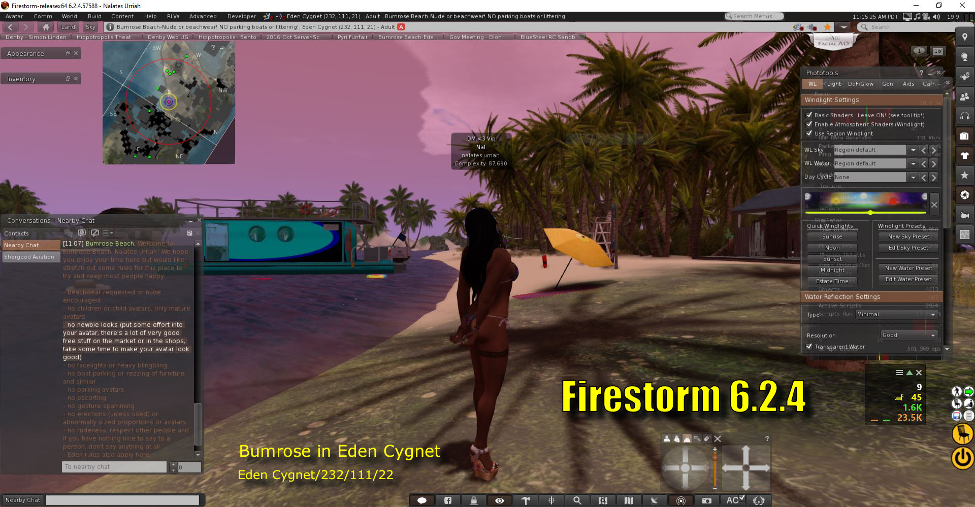 Firestorm Viewer v6 2 4 Released July 12, 2019 | Nalates