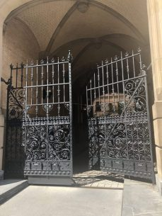 cathedral gates