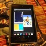 Nexus 7 32GBを買って1ヶ月たって