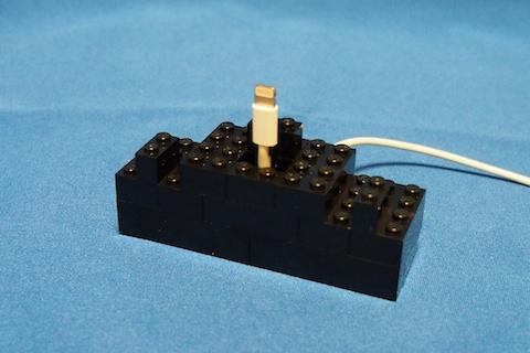 LEGO iPad Dock 009