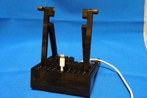 LEGO iPad Dock 031