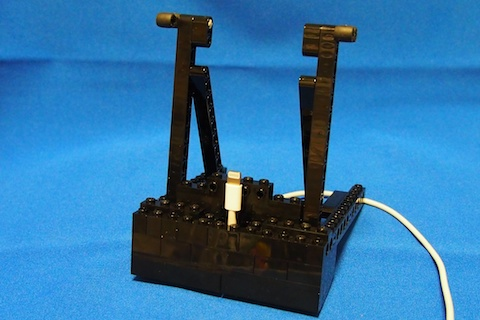 LEGO iPad Dock 032