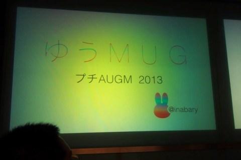 AUGM東京2013 June 041