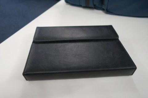 サンワダイレクト iPad mini Bluetoothキーボード付きケース 002