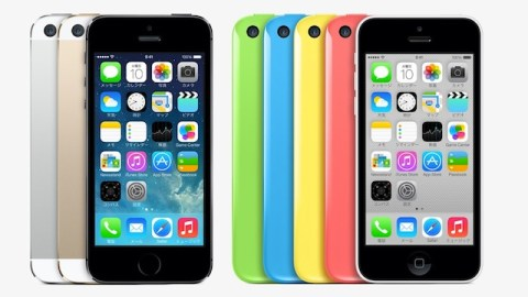 Iphone5c and 5s