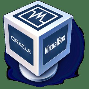 آرم Virtualbox