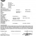 Police report