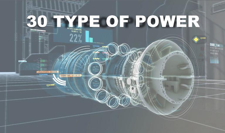 power-type