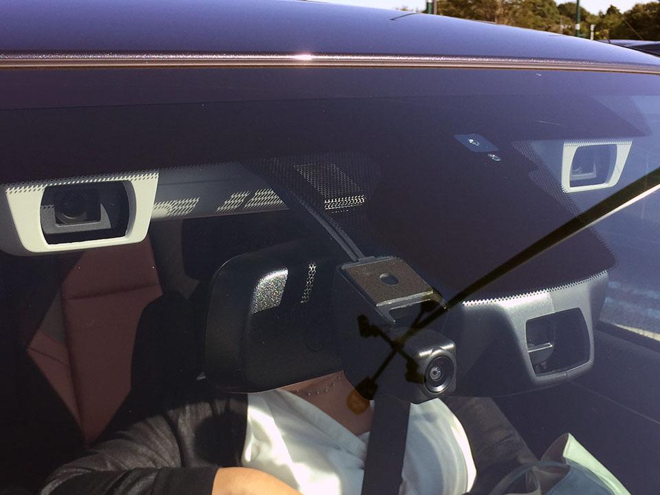 スバル車に純正ドライブレコーダーを装着してみた(前編)