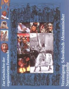 Buch der Vereinigung Schwäbisch-Alemannischer Narrenzünfte