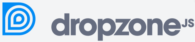 DropzoneJS, similar to WordPress uploading Media.