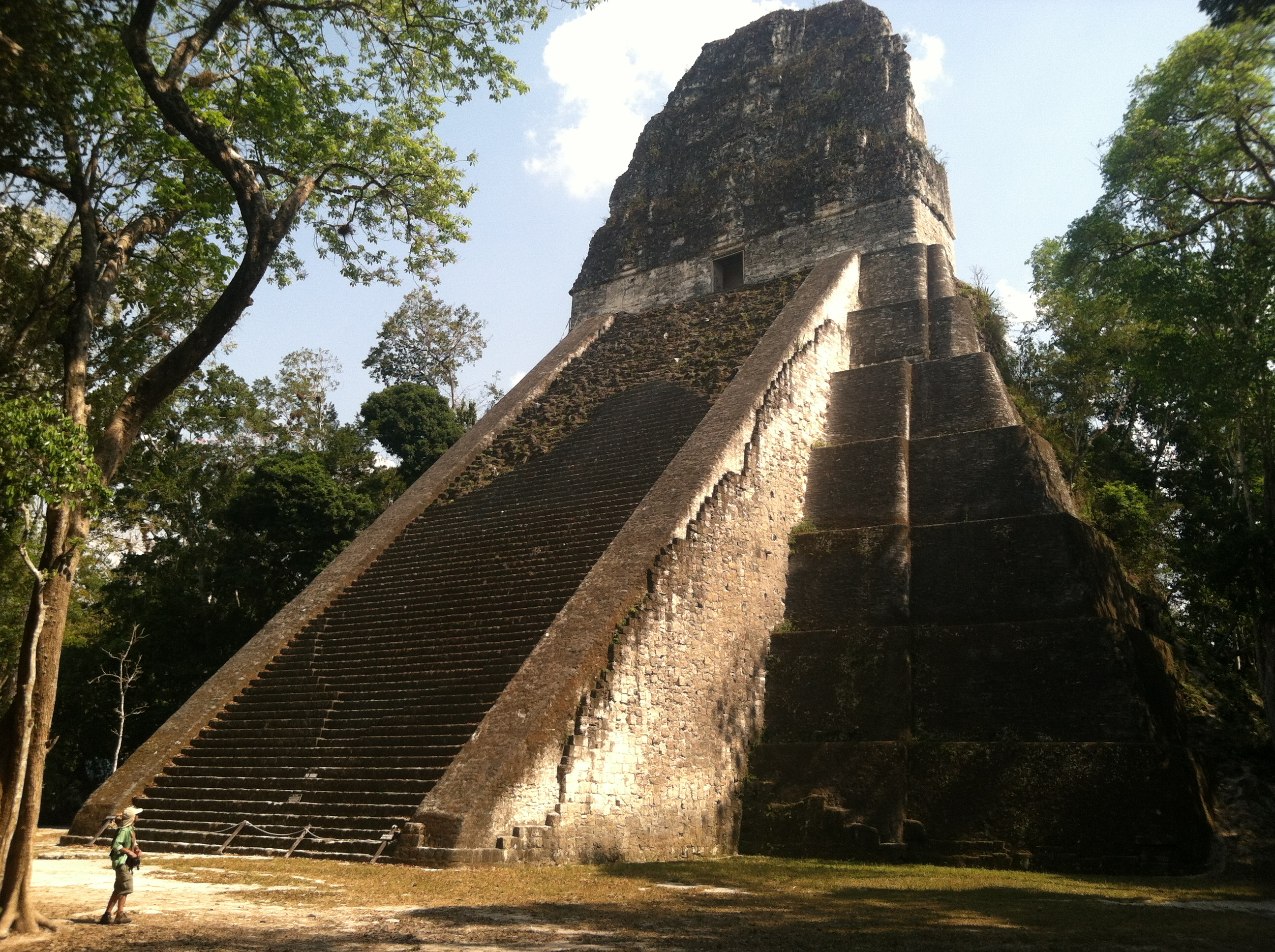 Why Did Ancient Civilizations Build Such Huge Monuments